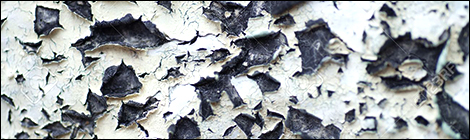 13086954-Layers-of-white-paint-peeling-off-wall-with-black-background-Stock-Photo
